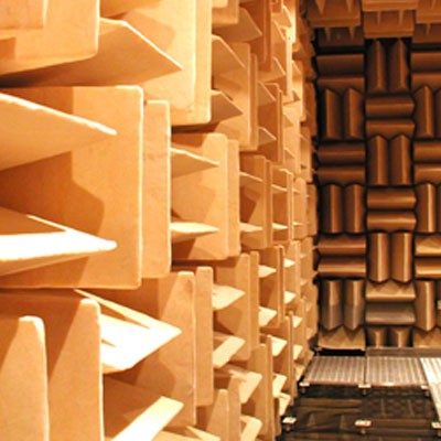 UCONN Health Center - Anechoic Chamber